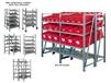 EXTRA SHELF FOR ON-LINE GRAVITY FLOW SHELVING